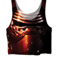 Star Wars Kylo Ren Crop Top