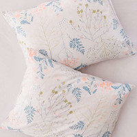 Lillian Floral Sham Set | Urban Outfitters