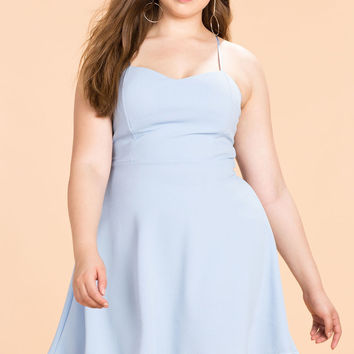 Connie Fit and Flare Dress