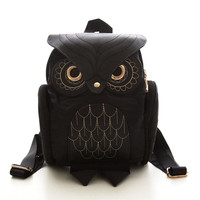 Grumpy Owl Backpack