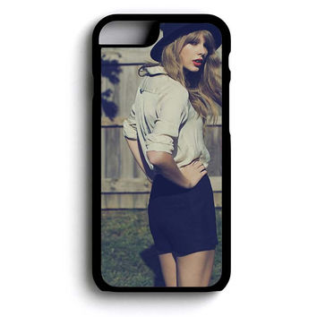 Taylor Swift Red Photoshoot iPhone 6 and iPhone 6s Case