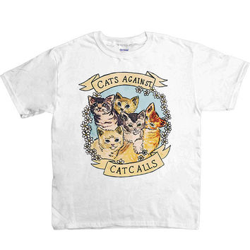 Cats Against Catcalls -- Youth/Toddler T-Shirt