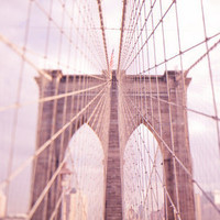 the lady from brooklyn Art Print by Twiggs Photography | Society6