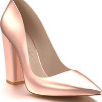 Shoes of Prey Block Heel Pump (Women) | Nordstrom