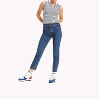Ultra High Rise Slim Fit Jean | Tommy Hilfiger