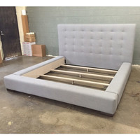Tufts Queen Bed