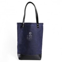 Fleabags Bell Tote - Navy - bags & wallets - PERSONAL ACCESSORIES