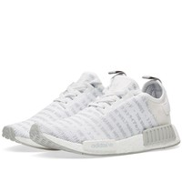 Adidas NMD R1 S76518 White Men Size US 5.5 Rare NEW 100% Authentic