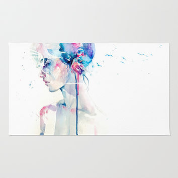loss Rug by Agnes-cecile | Society6