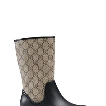 Gucci 'Rainy Junior' Rain Boot (Toddler & Little Kid) | Nordstrom
