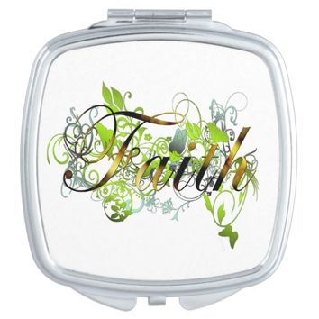 Faith Makeup Mirror