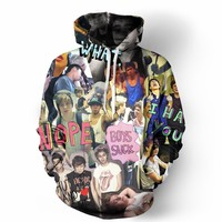 5 Seconds Of Summer Addict Hoodie