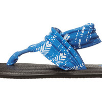 Sanuk Yoga Sling 2 Prints Ocean Tie Dye - Zappos.com Free Shipping BOTH Ways