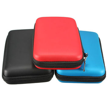 Useful Hard Carry Case Cover Bag Pouch Skin Sleeve Eva For Nintendo 3ds Xl/ll