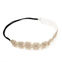 BKE Metallic Headband