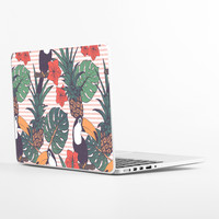 Toucans and Pineapples Laptop Skin