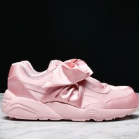 Best Sale PUMA X FENTY BY RIHANNA BOW TRINOMIC (WMNS) - PINK