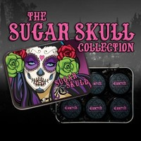 Sugar Skull Day of the Dead Eyeshadow Set