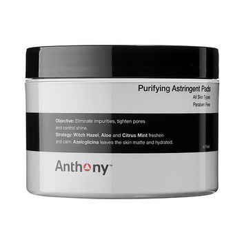 Anthony Astringent Purifying Pads (60 Pads)