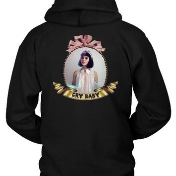 DCCK7H3 Melanie Martinez Crybaby Pite A Cover Hoodie Two Sided
