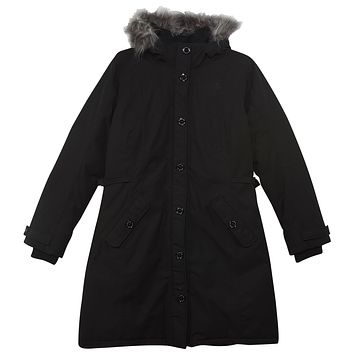 North Face Tremaya Parka Womens Style : A72j