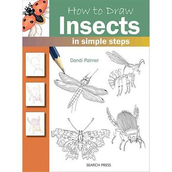 How to Draw Insects in Simple Steps (How to Draw)