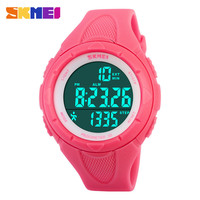 Fashion Pedometer Digital Watch Fitness For Men Women Outdoor Dress Wristwatches Skmei Sports Watches