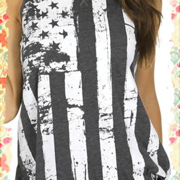 In the Trenches Flag Tank