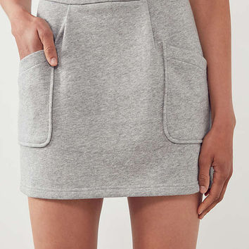 J.O.A. High-Rise Sweatshirt Mini Skirt | Urban Outfitters