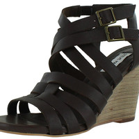 Steve Madden Venis Women's Wedge Sandals Shoes