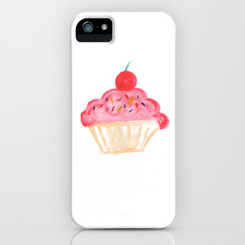 CUPCAKES iPhone & iPod Case by Lauren Lee Designs