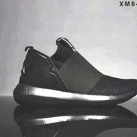 """Adidas"" Tubular Defiant Pink Leisure Running Sports Shoes B-SSRS-CJZX Black"