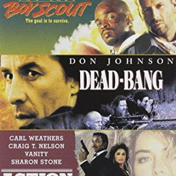 Various - The Last Boy Scout / Dead-Bang / Action Jackson