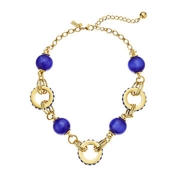 Kate Spade New York Second Nature Small Statement Necklace