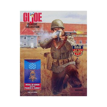 G.I. Joe Francis S. Currey Medal of Honor 12`` Action Figure