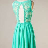 Alluring Dress - Mint - Hazel & Olive