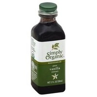 Simply Organic Vanilla Extract 2oz