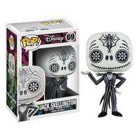 Nightmare Before Christmas - Jack Skellington Day of the Dead - Pop! Vinyl Figure