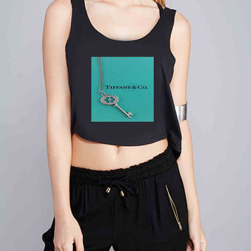 Tiffany Key HMIN7 for Crop Tank Girls S, M, L, XL, XXL *NP*