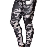 The Ravens Leggings Design 297