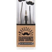 Moustache Earphones