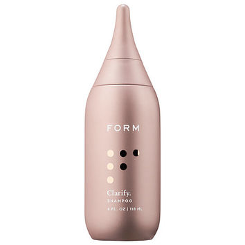 Clarify. Shampoo - FORM | Sephora