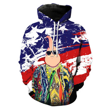 Biggie Buu Biggie Smalls The Notorious B.I.G. & Majin Buu Dragon Ball Z Hoodie