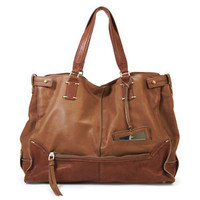 Kooba Grace Tote in Earth Color at Carolina Boutique in Downtown Mill Valley