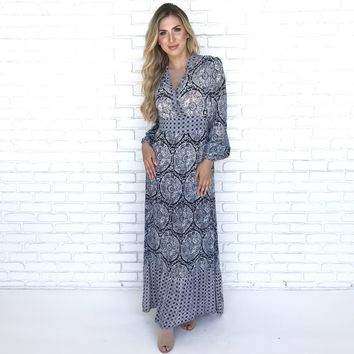 London Bells Maxi Dress