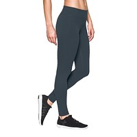 Mirror Leggings in Steel by Under Armour