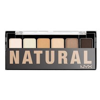 NYX - The Natural Shadow Palette - TNS01