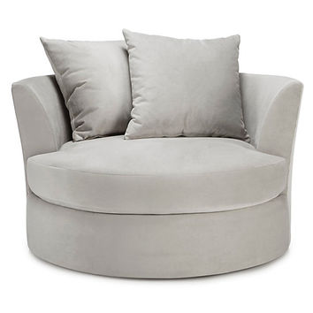 Cuddler Chair | Cozy, Round Cuddle Chair | Z Gallerie