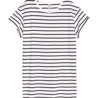 Long T-shirt - from H&M