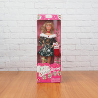 NIB Vintage Festive Season BARBIE | 1997 Special Edition Collectible Barbie Doll in Box